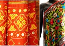 what is Phulkari-handmade embroidery