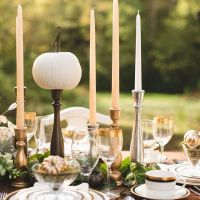 Pinterest Picks - Decorating with Candles for Fall