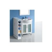 Tallboy - Towel Rack Cabinet - Style Bathroom & Kitchen