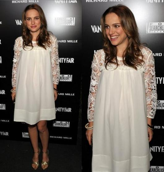 Natalie Portman H&amp;M Conscious Collection