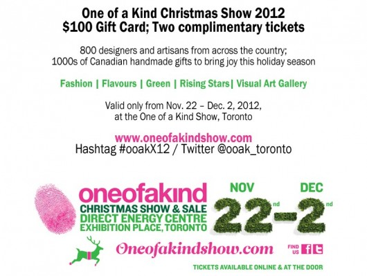 one-of-a-kind-show-toronto-giveaway-free-tickets