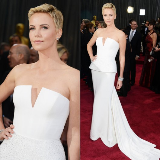 charlize-theron-christian-dior-oscars-2013