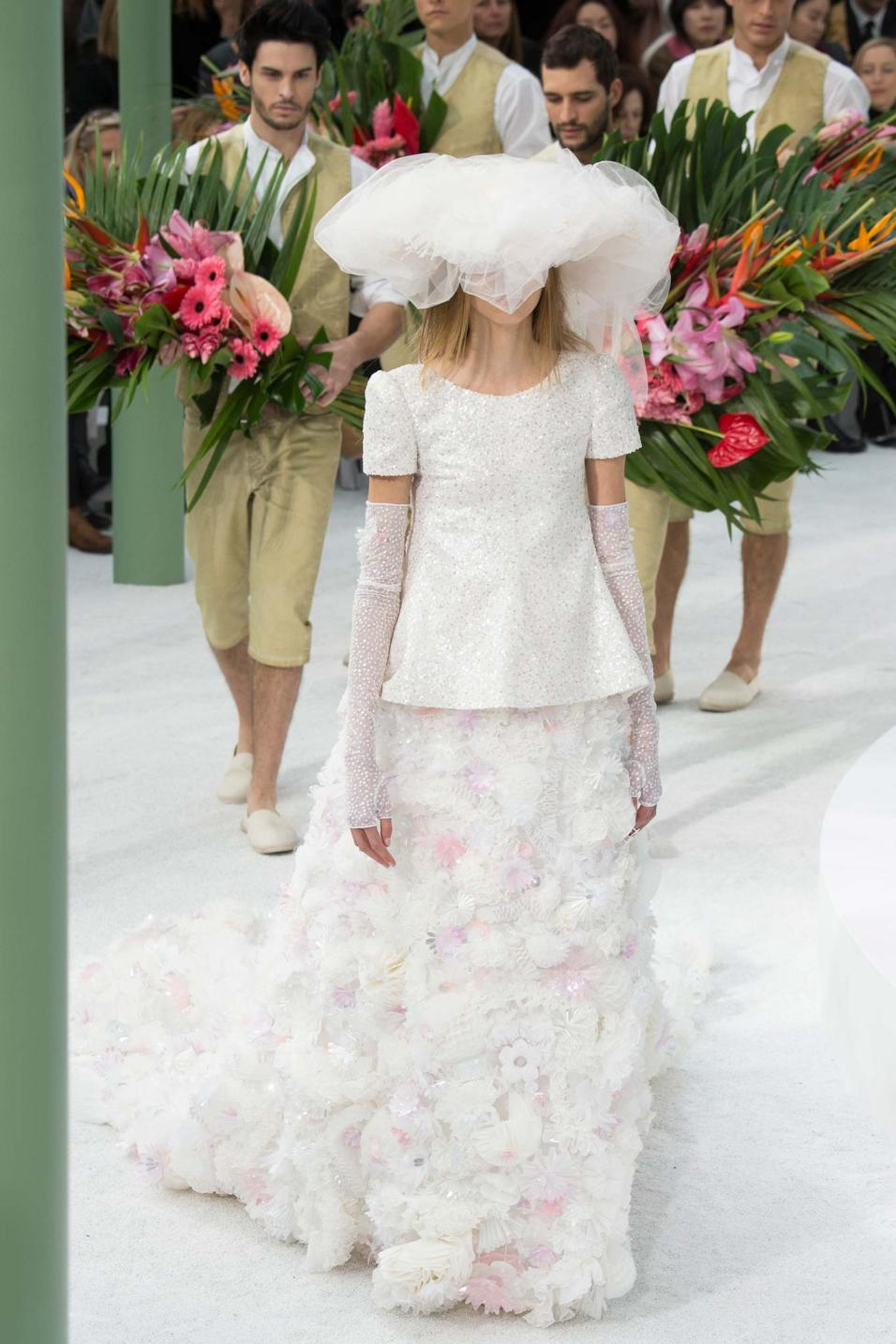 Chanel couture spring 2015 collection style blog for Chanel haute couture 2015