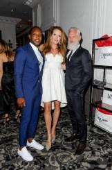 Tyrone Edwards, Monika Schnarre & Paul Mason