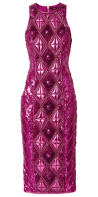 hmbalmaination-lookbook-hm-balmain-collection-pink-dress