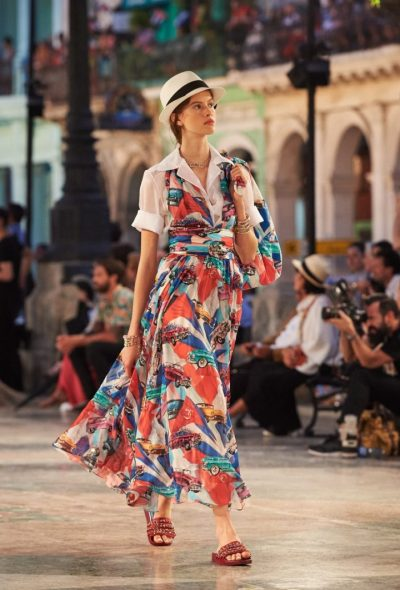CHANEL Cuba Spring/Summer 2017 Cruise Collection | Style ...