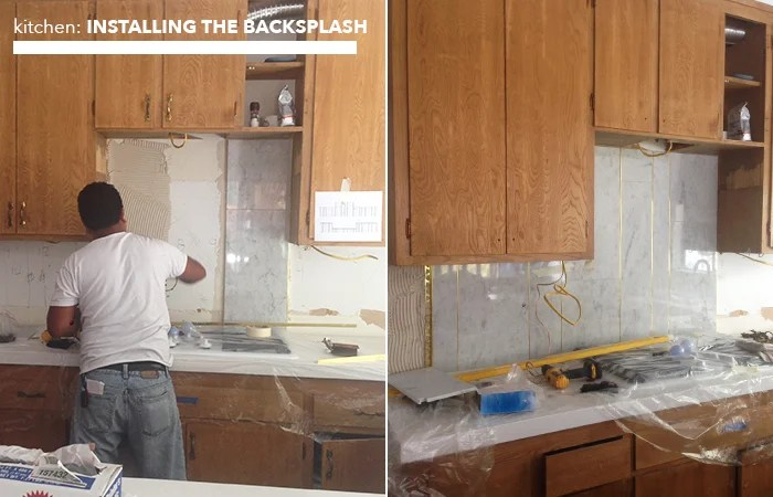tricky part part mistakes install backsplash install kitchen backsplash