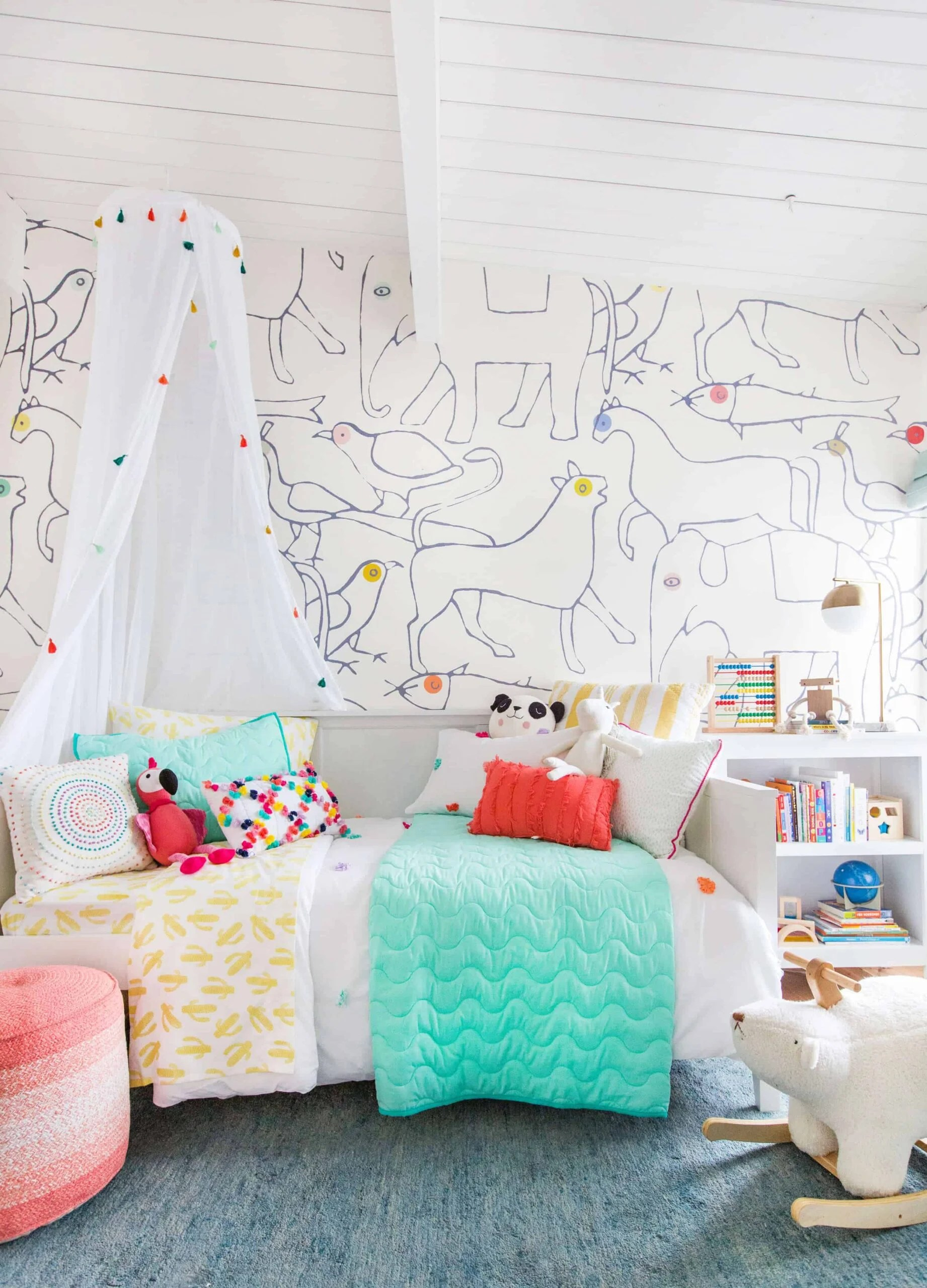 Charlie S Big Kid Room Styled To Sell Get The Look Emily Henderson