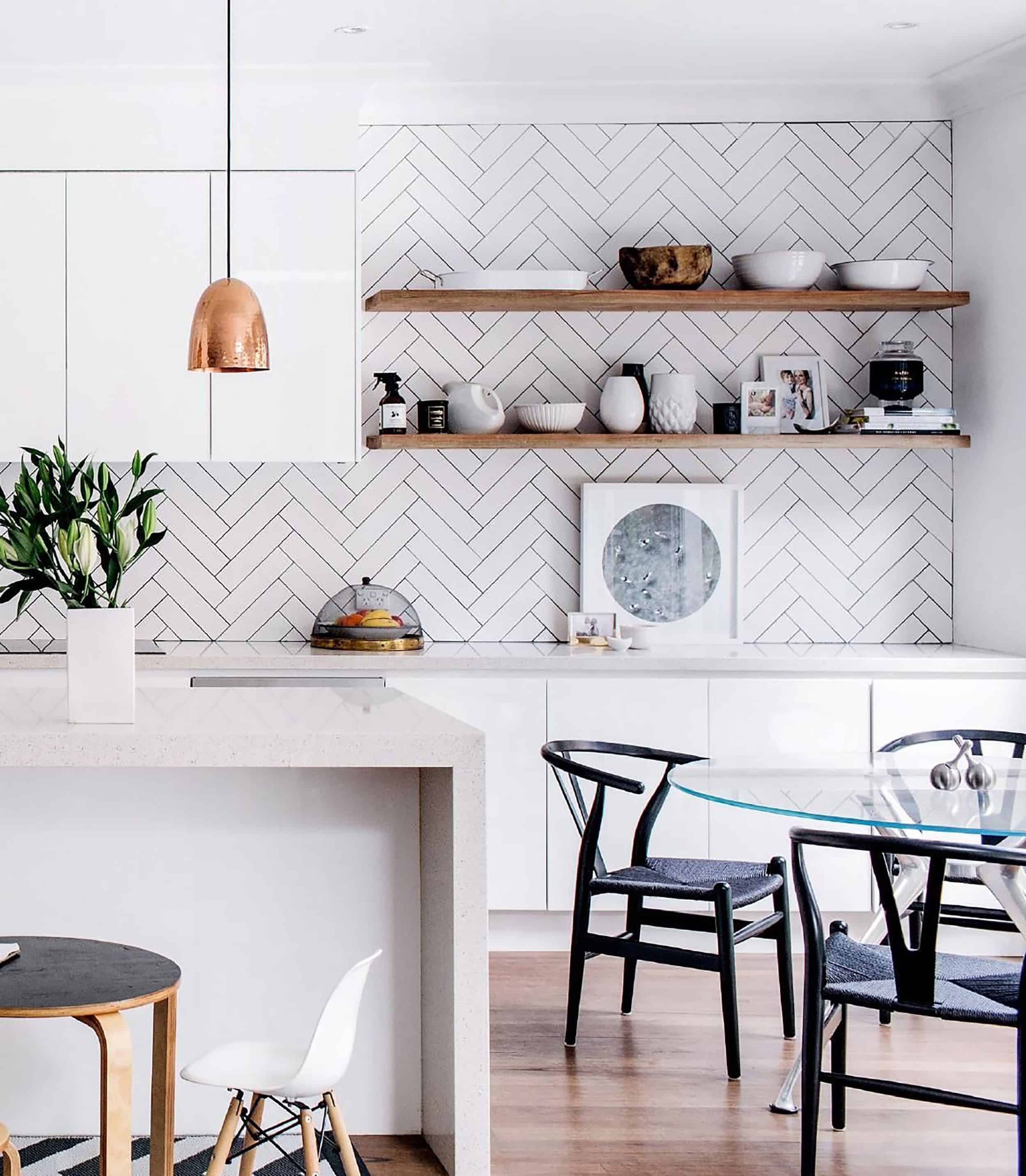 Kitchens With No Uppers Insanely Gorgeous Or Just Insane Emily Henderson