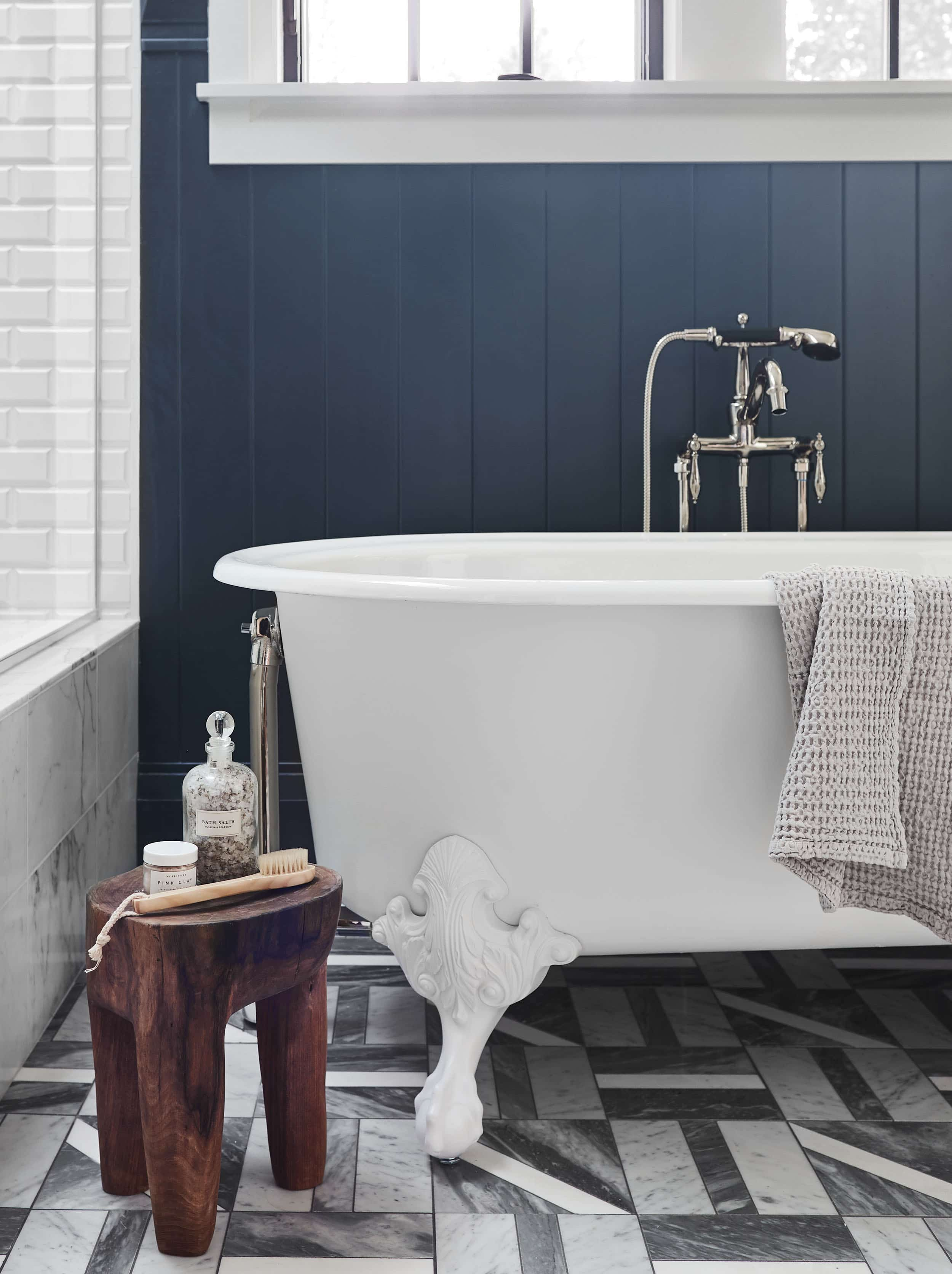 Portland Reveal Creating The Dreamiest Of Master Bathrooms Emily Henderson