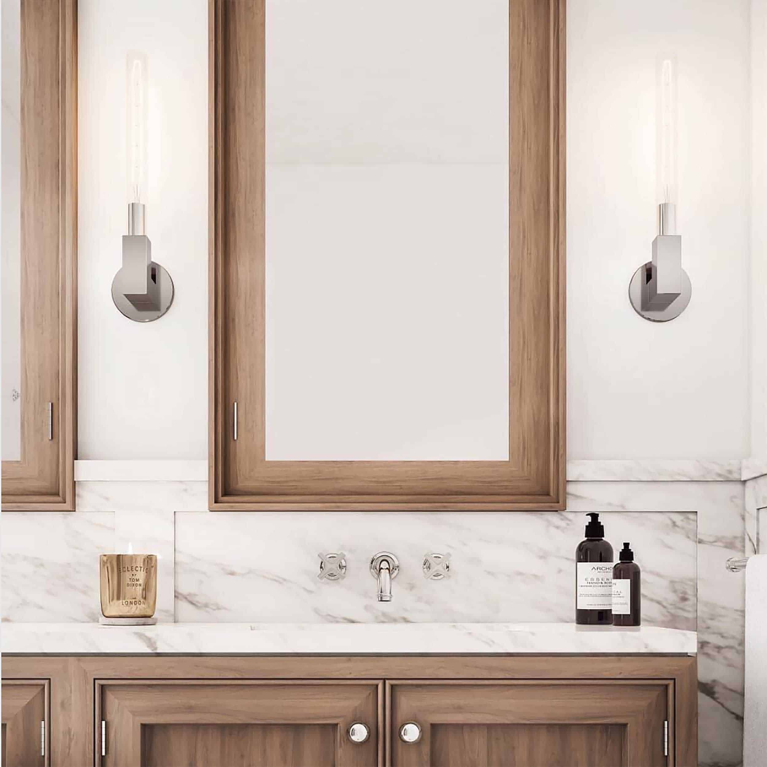 Why Designers Hate Most Medicine Cabinets Some Genius Alternative Bathroom Storage Solutions Emily Henderson