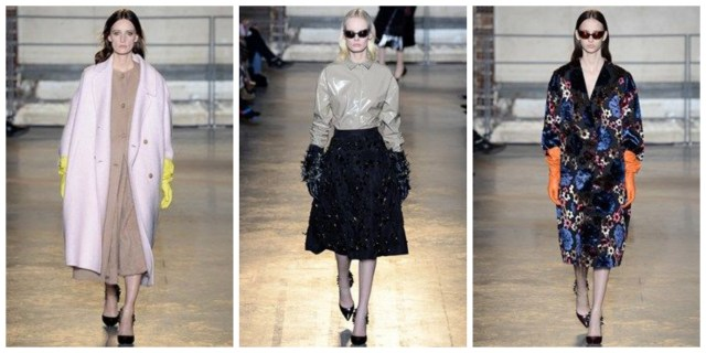 Rochas Fall 2014 1024x512 Paris Fashion Week Edits: Sonia Rykiel, Rochas, Dries Van Noten