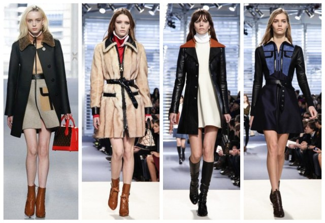 LV fall 2014 pfw 1024x704 The New Chapter of Louis Vuitton