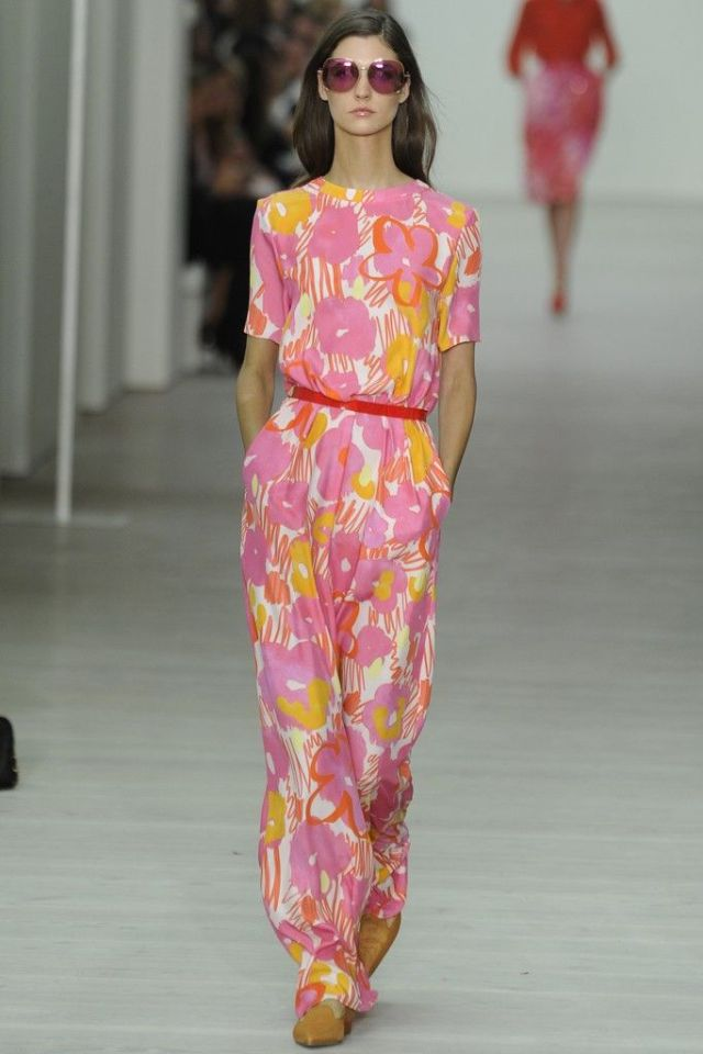 jumpsuit Spring 2014 Fashion Guide: Whats Trending Now