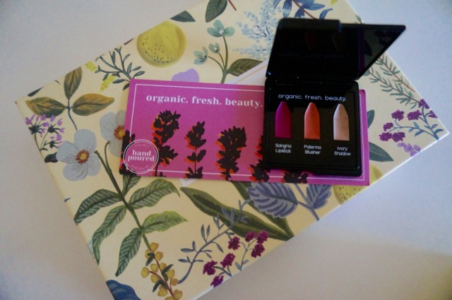 Au Naturale Cosmetics Trio Set Birchbox