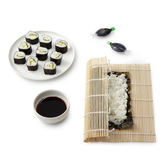 sushi making kit - uncommongoods
