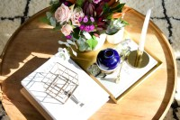 How to style your coffee table: Coffee table styling tips ...