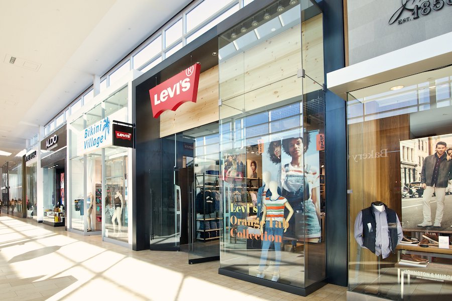 Levis Shop The Levi's Store In Yorkdale Shopping Centre Just Got A ...