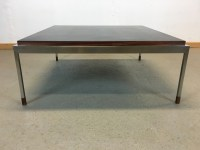 Table basse Formica anne 60 Coffee table modernist 60s