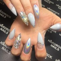 Shiny Nail Designs