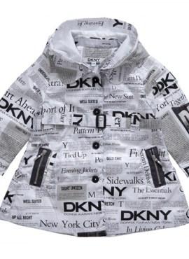 DKNY girl coat