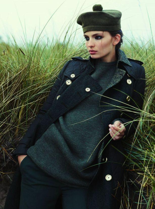 winter womenswear fashion
