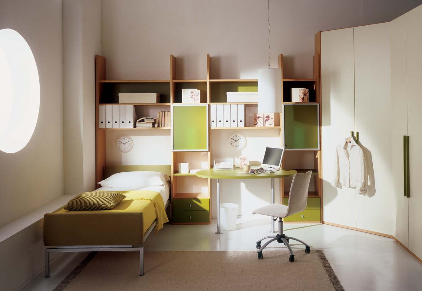 Planner Cameretta Study Table In Bedroom Home Design Inside