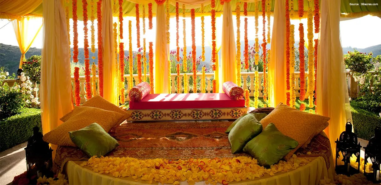 Home Deocrating Ideas 5 Diy Home Décor Ideas For An Indian Wedding | Style Hub