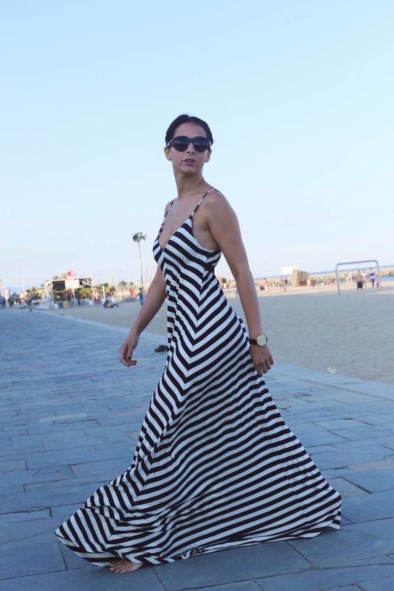 Revolve-Clothing-Stripe-Dress