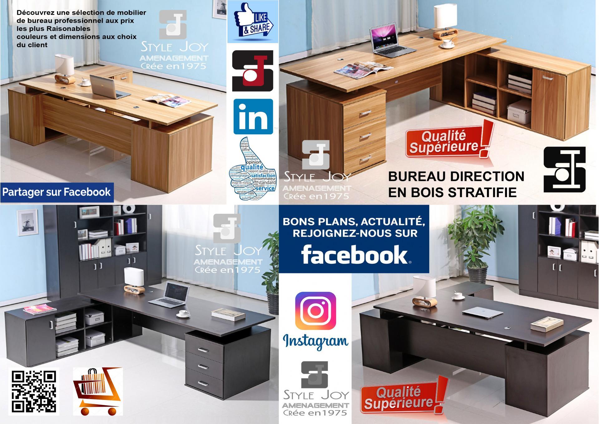 Meubles de bureau meuble bureau professionnel siege bureau bacquet