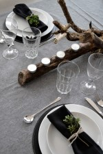 Festive Christmas Table Settings
