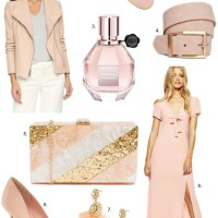 Fab Favorites Link Up - Falling for Blush Colors