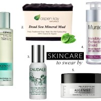 Friday Faves - Five Amazing Skincare Products I Swear By