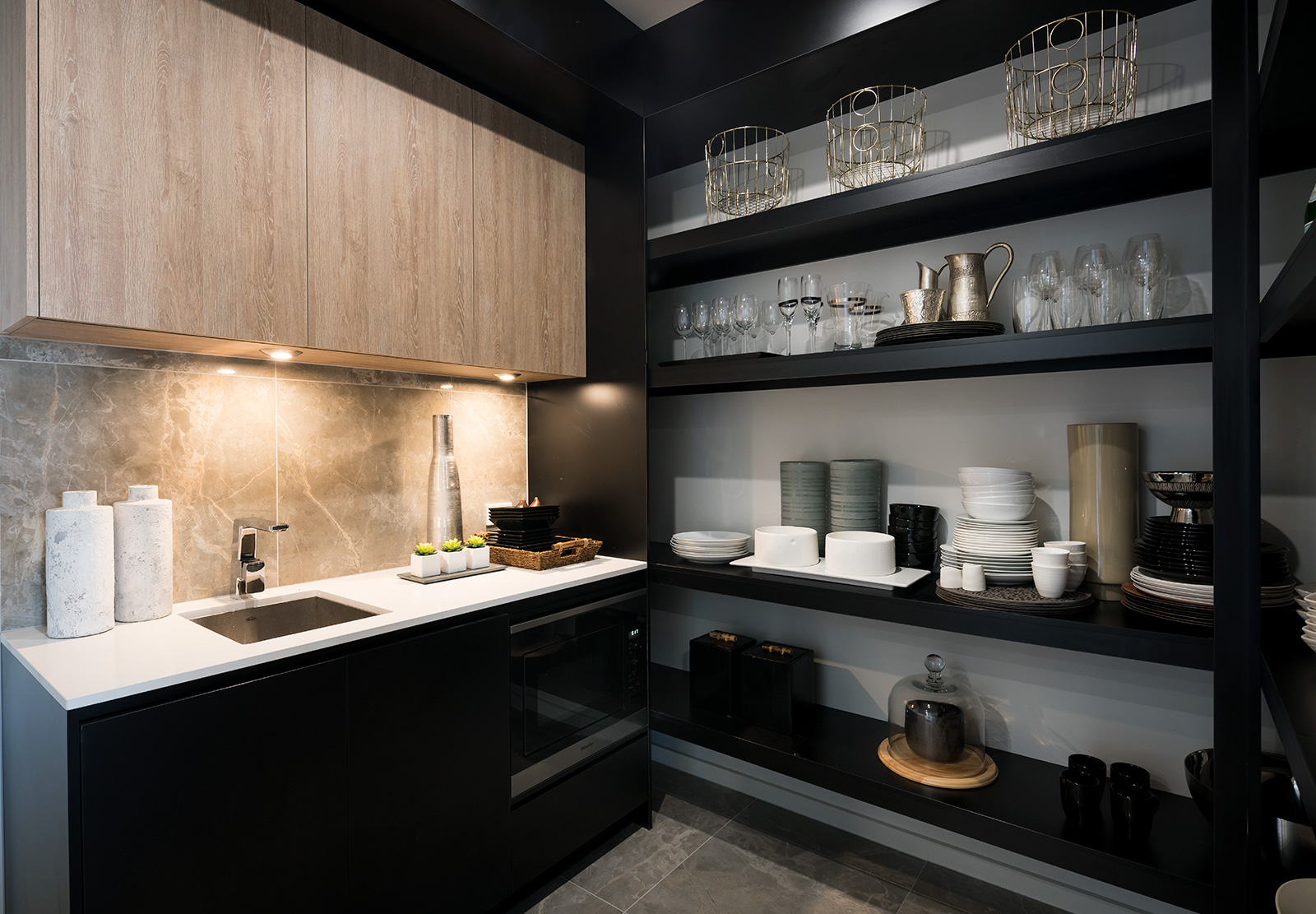 Top 4 Tips For Achieving The Ultimate Butlers Pantry