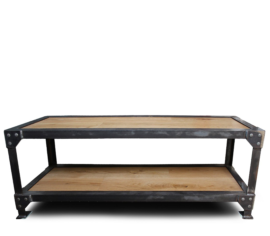 Industrial Coffee Table Industrial Coffee Table Style Matters