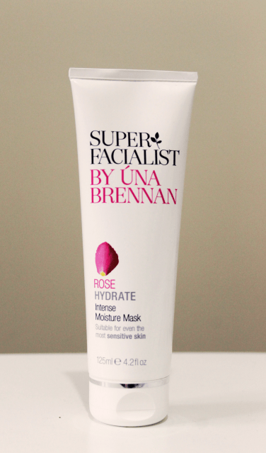 superfacialist una brennan rose mask review