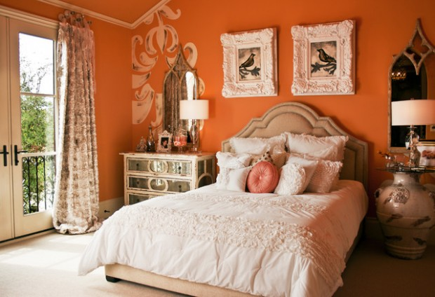 Feng Shui Warna Kamar Tidur 20 Master Bedroom Design Ideas In Romantic Style - Style