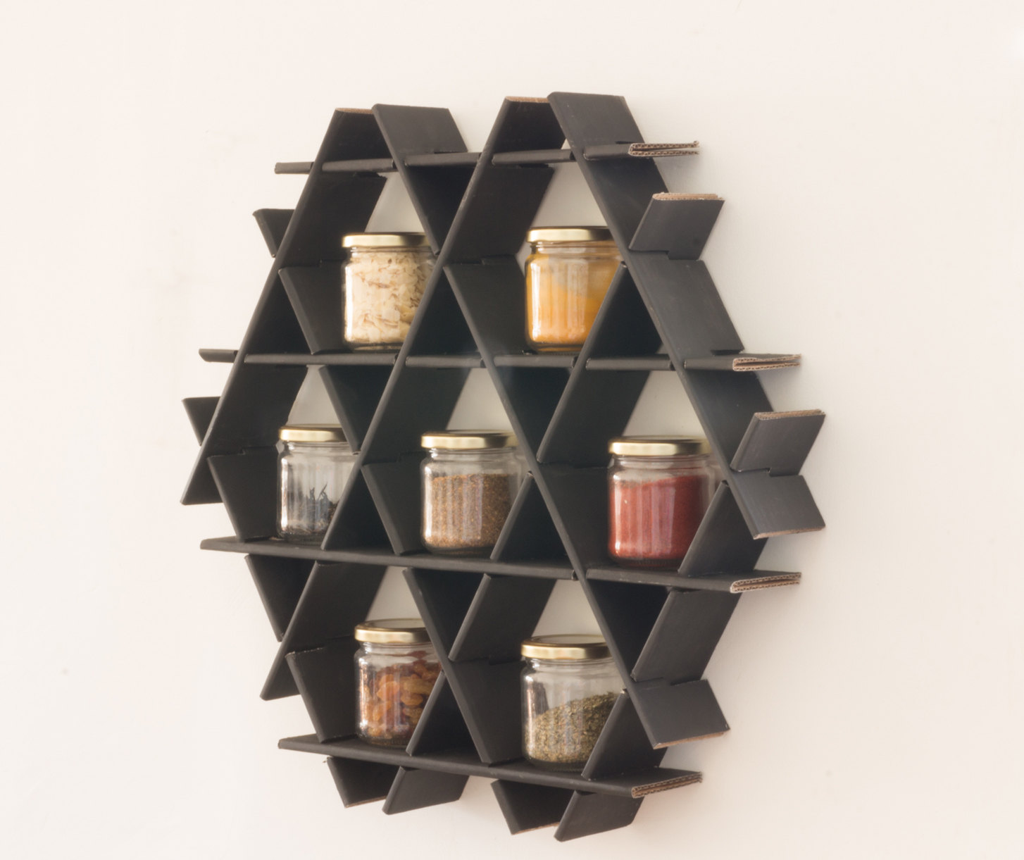 Creative Spice Storage 16 Practical Handmade Spice Rack Ideas That Will Help You