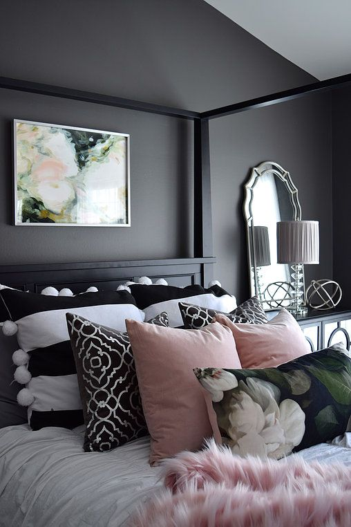 Ideas Para Decorar Mi Casa Black Bedroom Ideas, Inspiration For Master Bedroom