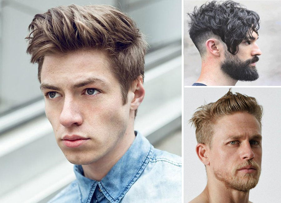 25 Short Hairstyles For Men With Cowlicks Style Designs