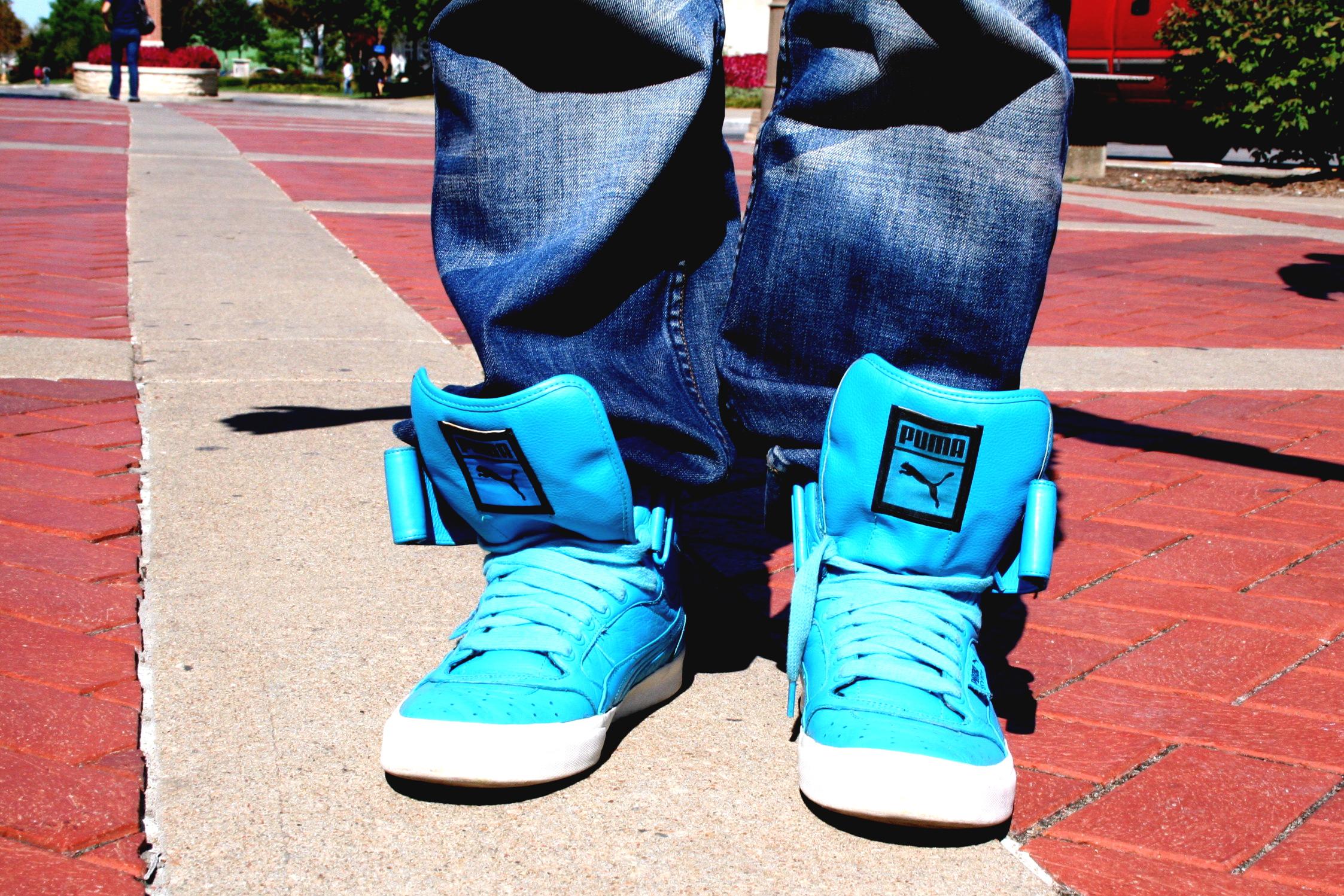 fresh kicks.