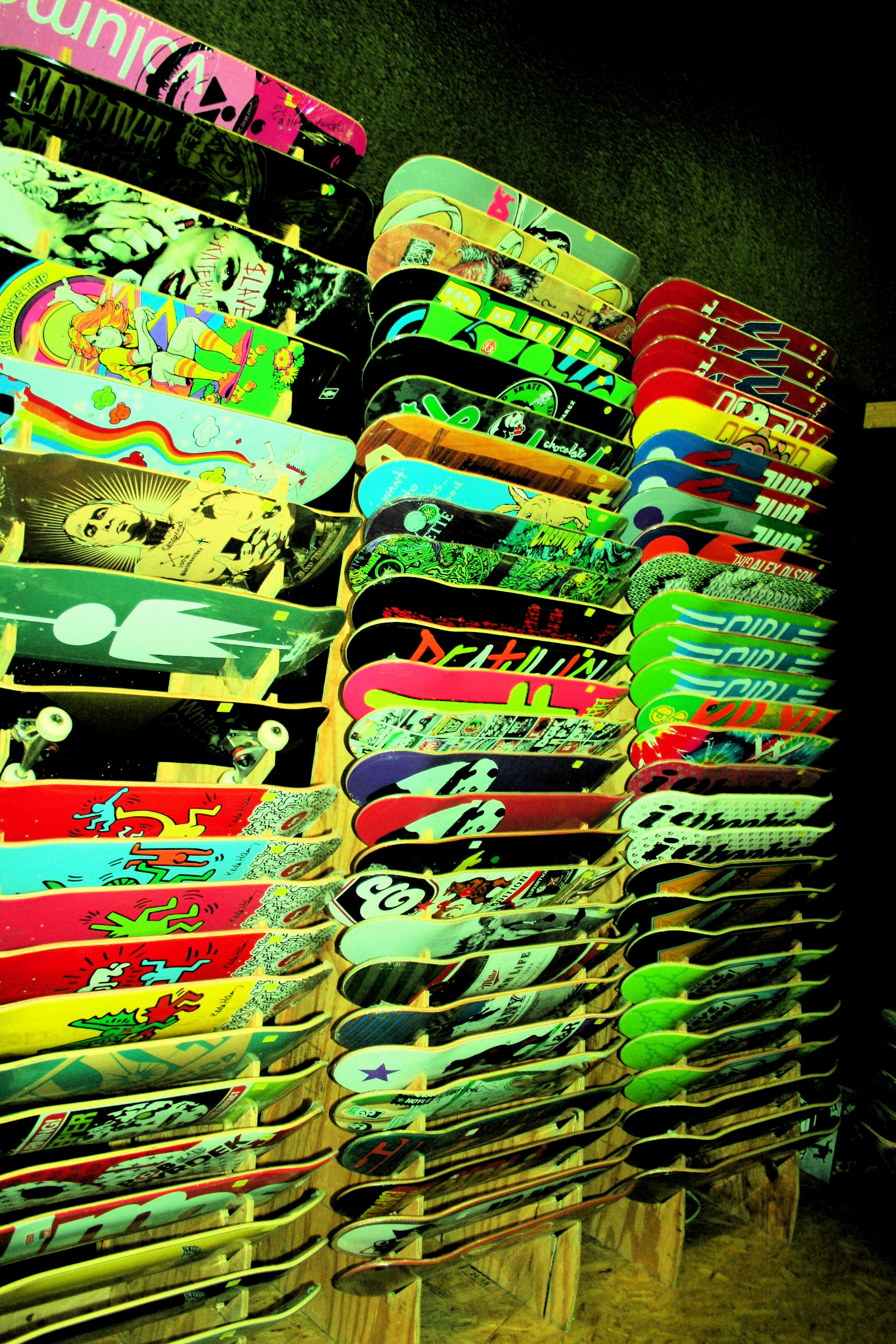 boardz on boardz on boardz.
