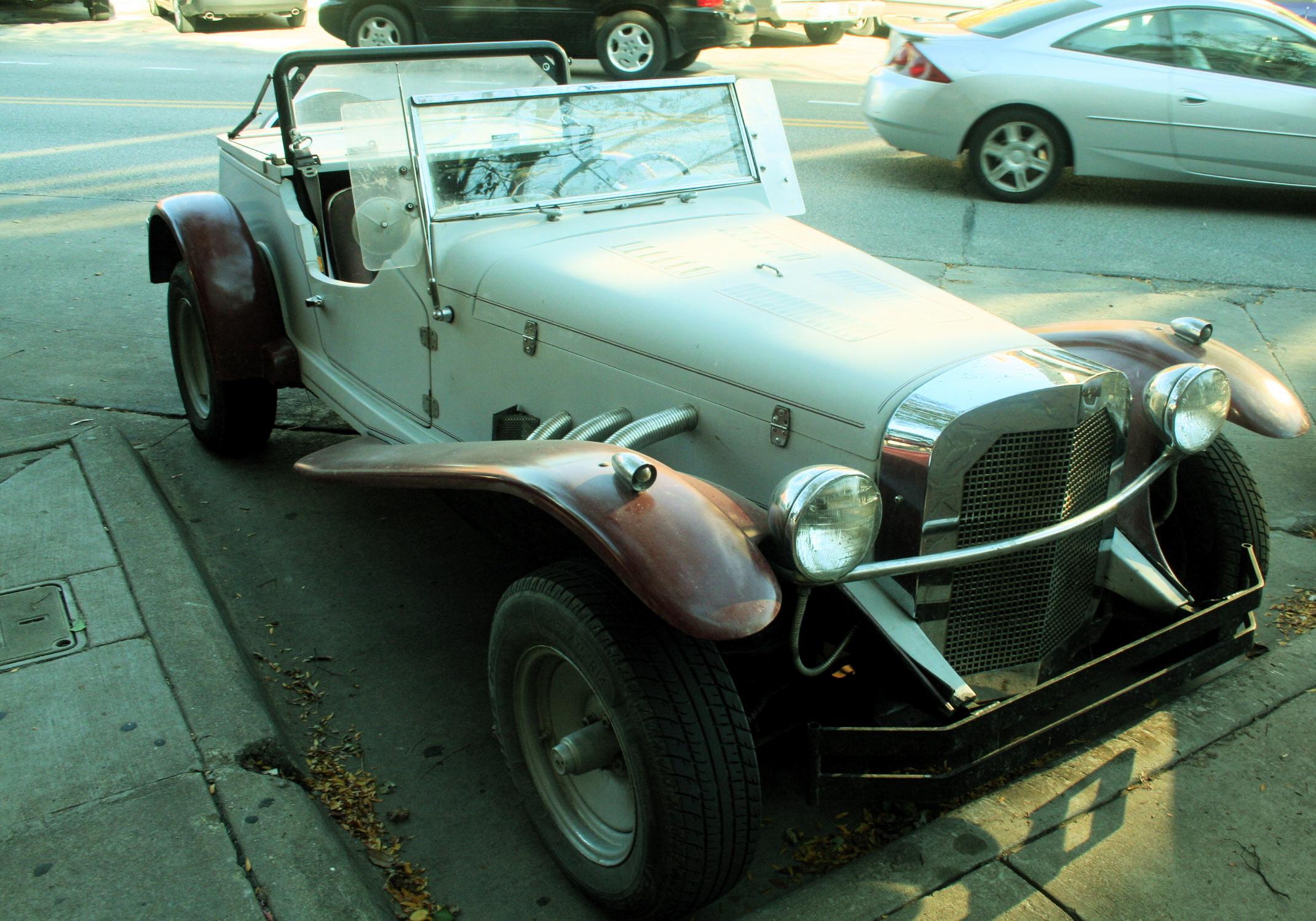 1929 Mercedes.
