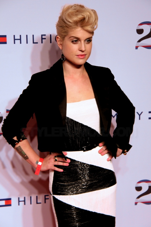 tommy-hilfiger-25-anniversary-party-Kelly-Osbourne-1