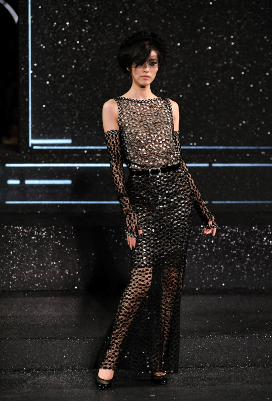 Chanel Haute Couture Fall Winter 2011 Collection 51
