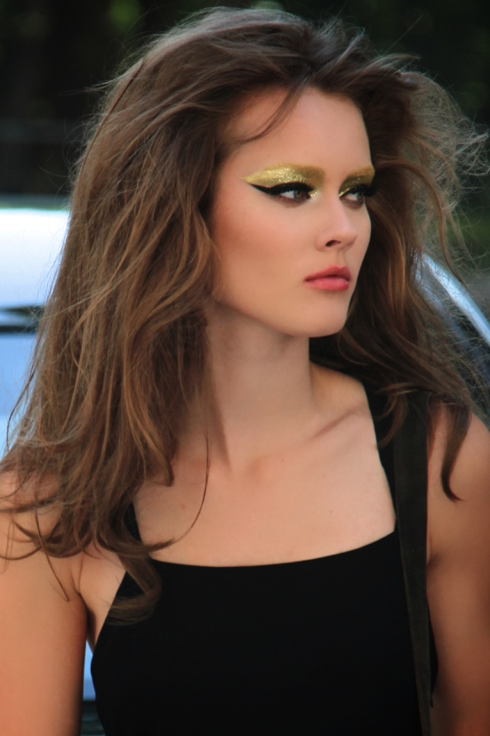Dior Haute Couture Fall Winter 2011 Makeup