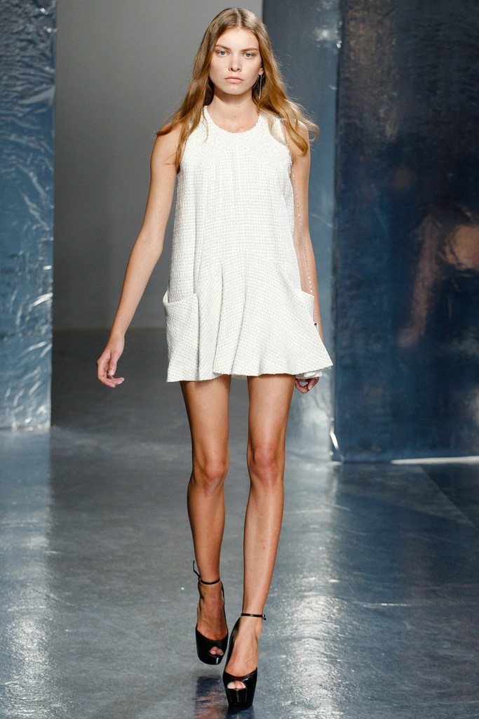 Theyskens' Theory Spring Summer 2012 Collection 1
