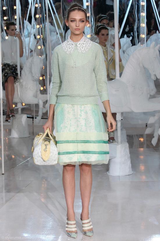 Louis Vuitton Spring Summer 2012 Collection 18