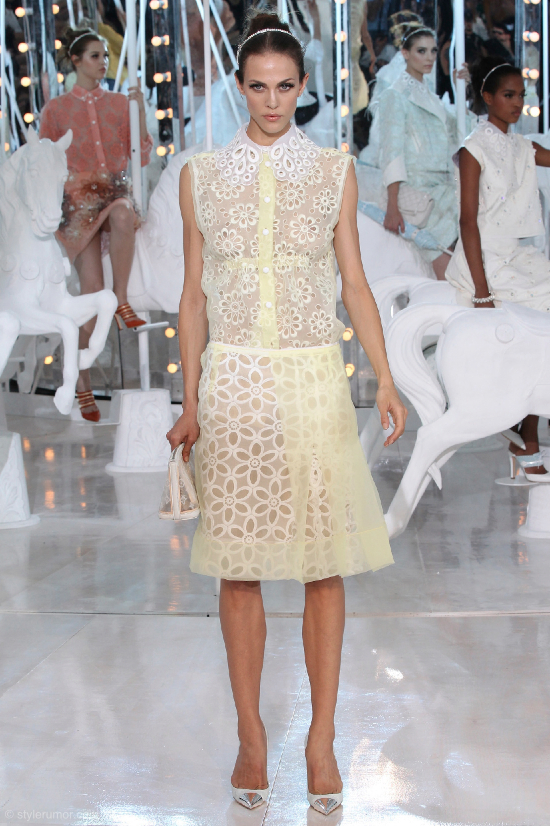 Louis Vuitton Spring Summer 2012 Collection 4