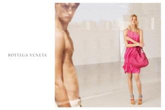 Bottega Veneta Cruise 2012 Ad Campaign 1
